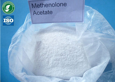 চীন Raw Steroid Powders 99% purity Methenolone Acetate for Muscle Growth CAS 434-05-9 সরবরাহকারী